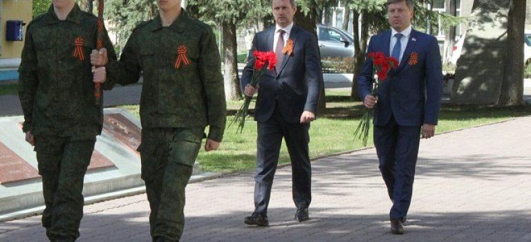 Реставрация мемориала Вечного Огня в г. Воскресенск