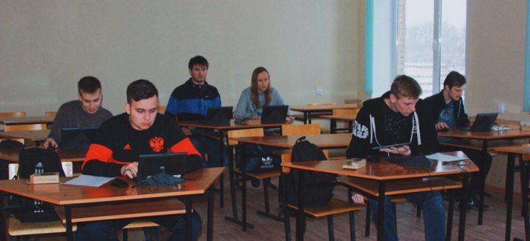 Участие студентов колледжа в социально-психологическом тестировании