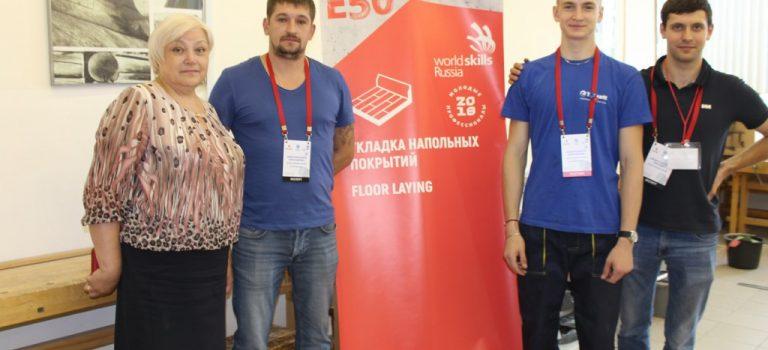 Отборочные соревнования на право участия в финале VI Национального чемпионата «Молодые профессионалы (WorldSkillsRussia) – 2018»