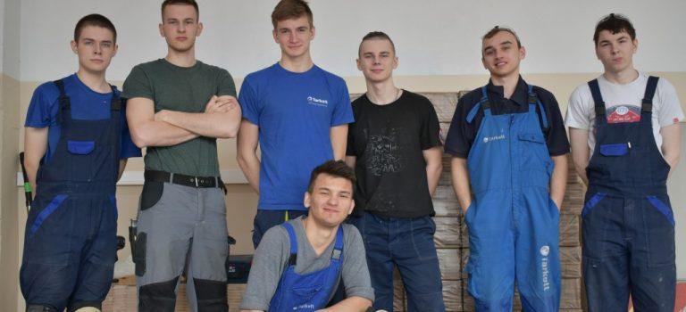 Тренировки национальной сборной команды России по компетенции WorldSkills «Укладка напольных покрытий»