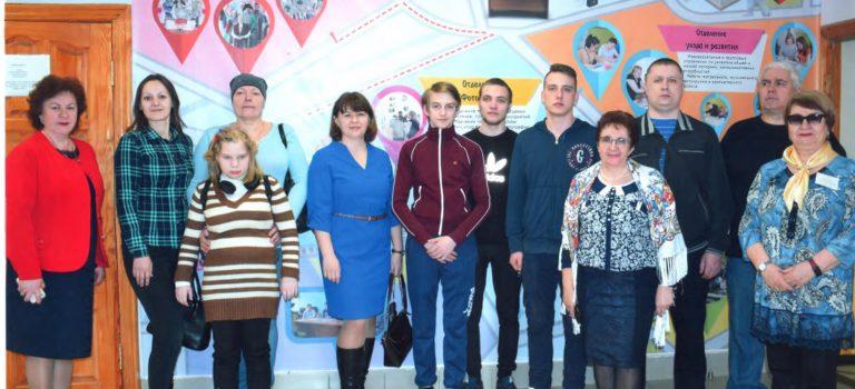 Посещение учебно-производственных мастерских  «Империя ремесел» Орехово-Зуевского КЦСОН