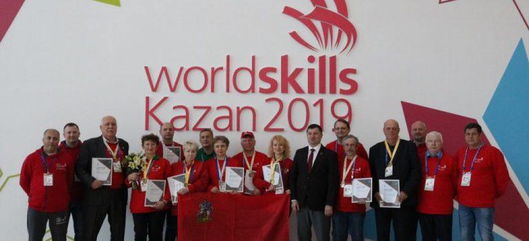 В Казани подвели итоги VII Национального чемпионата «Молодые профессионалы» (WorldSkills Russia)