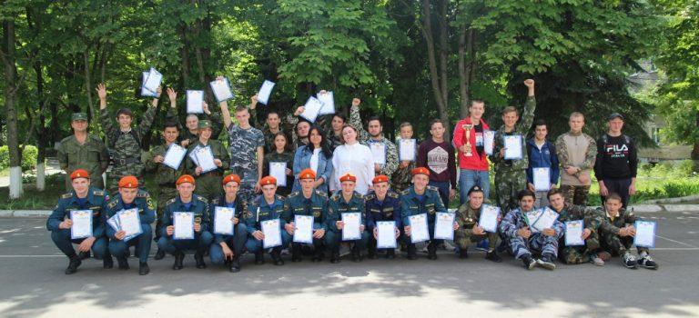 Завершилось масштабное мероприятие — летние учебные военно-полевые сборы