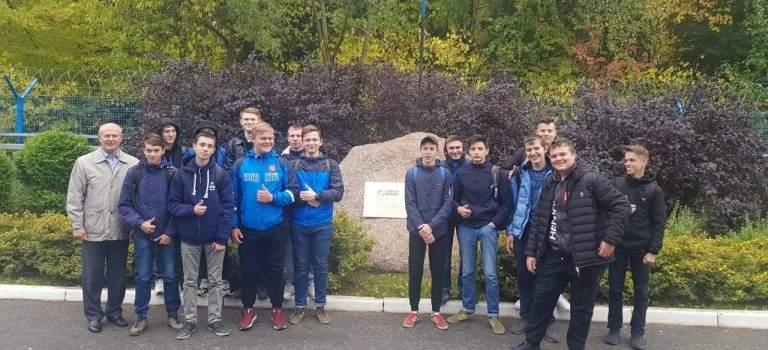 Была организована и проведена экскурсия для студентов 1-го курса ОСП № 1 в филиал ООО «Газпрром трансгаз Москва» Серпуховского ЛПУМГ