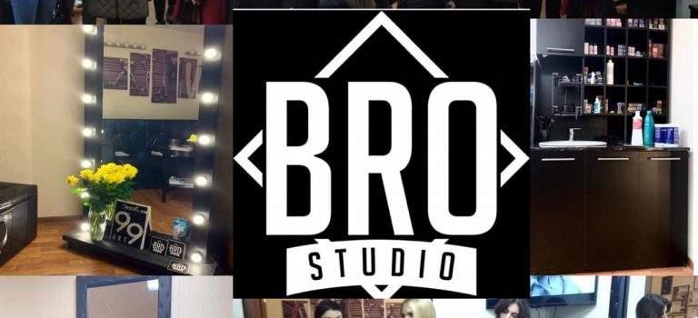 Экскурсия для студентов в Студию красоты «BRO»