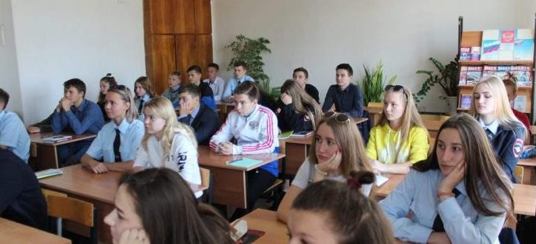 10 сентября 2019 года, в ОСП №1 ГБПОУ МО «Воскресенский колледж» , прошли беседы с первокурсниками, посвященные Дню воинской славы России