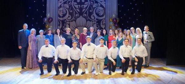 В ДК «Цементник» состоялось торжественное собрание, посвящённое Дню Учителя и Дню Профтехобразования
