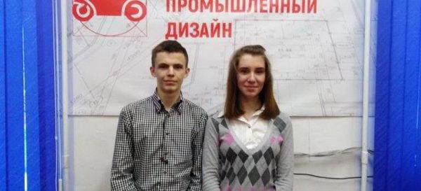 Студенты ОСП №1 приняли участие в мастер-классе по компетенции «Промышленный дизайн»