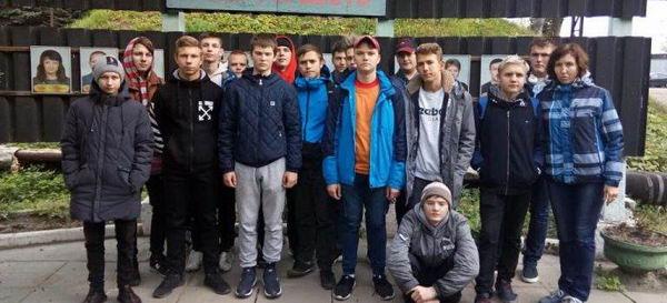 Экскурсия для студентов 1-го курса в ОАО «Воскресенский электромеханический завод»