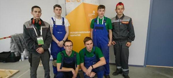 Участие в Чемпионате рабочих профессий «Молодые профессионалы» в Татарстане