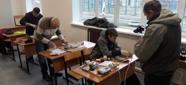 Обучение по профессии «Электромонтер по ремонту и обслуживанию электрооборудования»