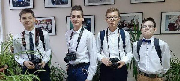 Путевка в жизнь: фотографы на Дне открытых дверей
