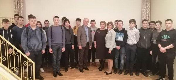 Встреча с представителями АО «Воскресенские минеральные удобрения»