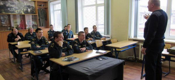 Отчет о проведении всероссийского урока по ОБЖ