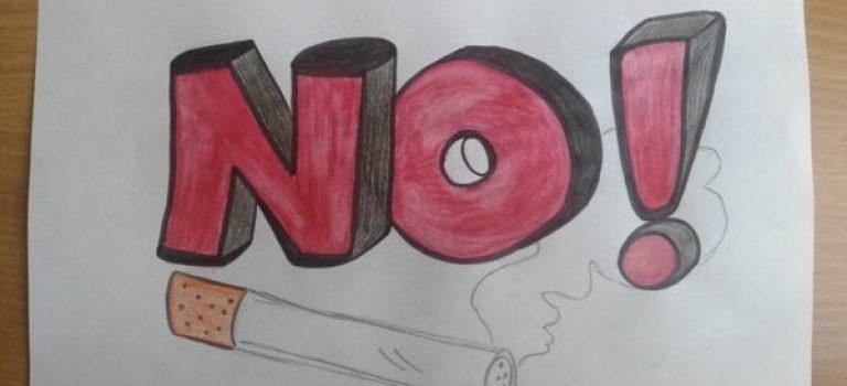 Онлайн-акция «Всемирный день без табака»