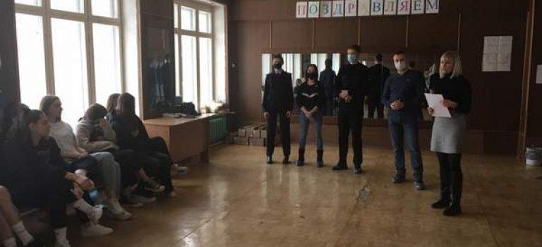 Мастер-класс для учащихся МОУ «Гимназия№1»