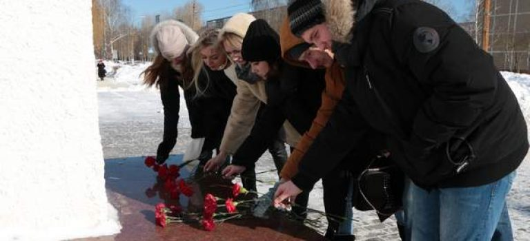 Акция «Защитим память героев»