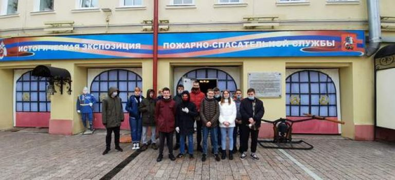Экскурсия в Москву