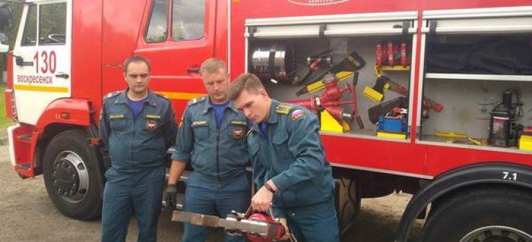 ПРОФОРИЕНТАЦИОННОЕ МЕРОПРИЯТИЕ СП2. Пожарные